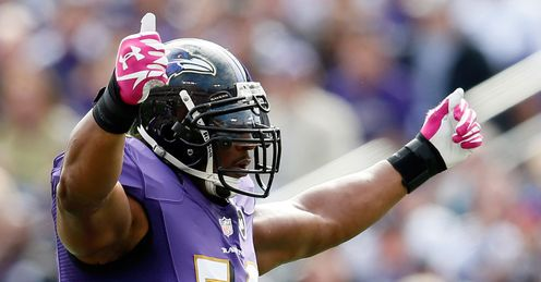 Ray Lewis: To miss the remainder of the season after a complete tear of the triceps