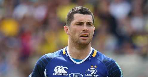 Rob Kearney injury story