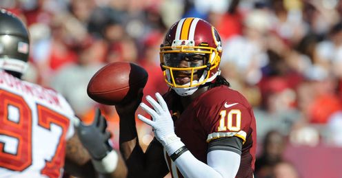 Robert Griffin III: Redskins QB is putting together an impressive rookie season