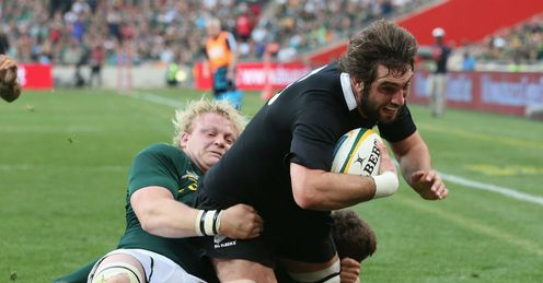 Sam Whitelock 2 New Zealand