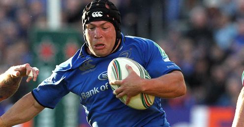Richard Strauss - Leinster Heineken Cup
