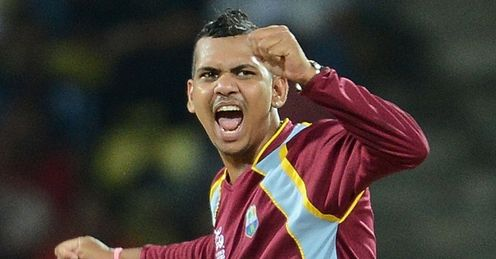 Sunil Narine West ICC World Twenty20