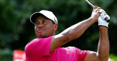 Tiger Woods - seeking his sixth World Challenge victory