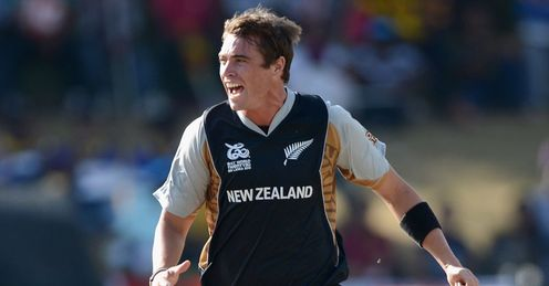 Tim Southee New Zealand ICC World Twenty20