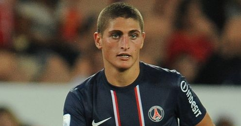 Marco Verratti PSG Paris Saint-Germain
