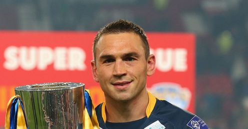 Sinfield: star man for Leeds