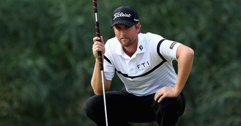 Webb Simpson: Ready for action