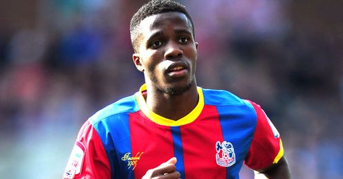 Zaha: the Eagles trickster is attracting Premier League interest