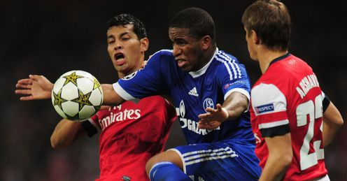 Arsenal cannot afford to get muscled out by Schalke, says Niall