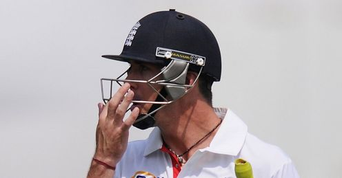kevin pietersen warmup tour match mumbai