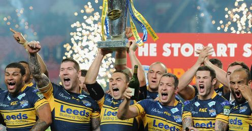 Who will challenge Leeds in 2013?