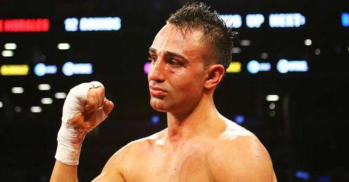 Paulie Malignaggi: controversial split decision against Pablo Cesar Cano