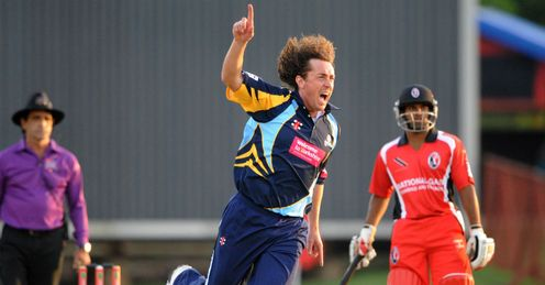 Ryan Sidebottom Champions League Twenty20