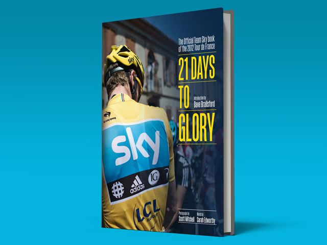 21 Days to Glory: Out on Thursday 8 November
