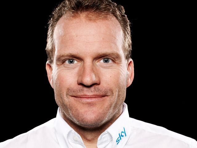 De Jongh: Founding DS at Team Sky