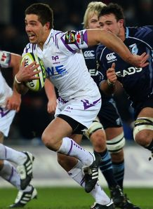 rhys webb ospreys cardiff blues