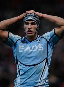 tom james cardiff blues