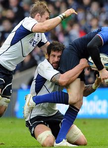 jim hamilton tackle scotland rugby
