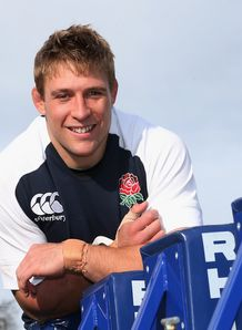 tom youngs leicester tigers england training