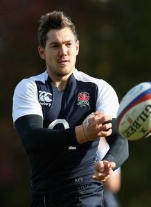 alex goode saracens england
