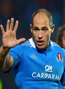 Sergio parisse italy tonga