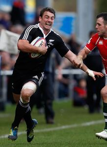 kirk baker maori all blacks