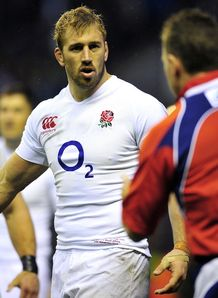 chris robshaw england south africa