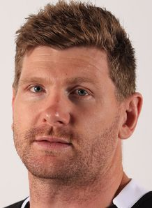 Adam Thomson All Blacks 2012