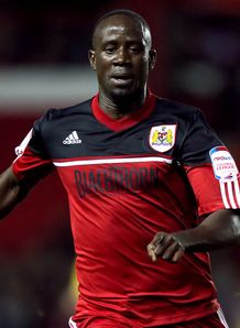 Picture of Albert Adomah