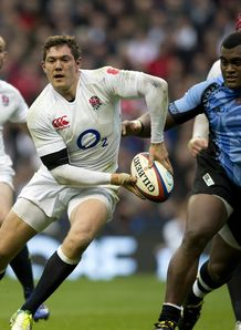 Alex Goode England v Fiji 2012