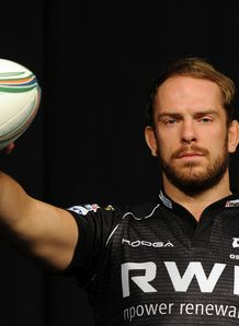Alun Wyn Jones 2012