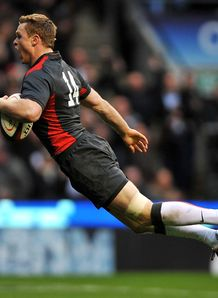 SKY_MOBILE Chris Ashton England try v Australia 2010