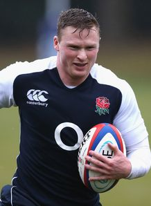 Chris Ashton Training England