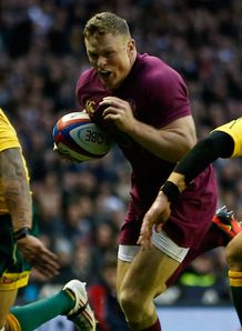 Chris Ashton england v australia