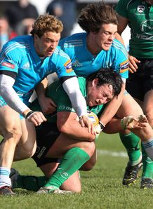 Denis Buckley Connacht 2012