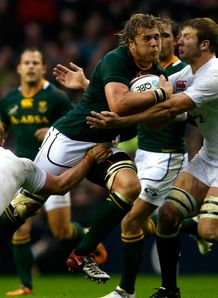 Duane Vermeulen england v SA