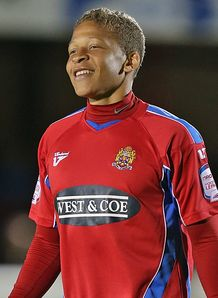 Picture of Dwight Gayle