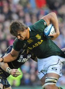 Eben Etzebeth