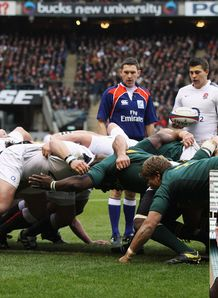 England v South Africa scrum Corry Expert witness