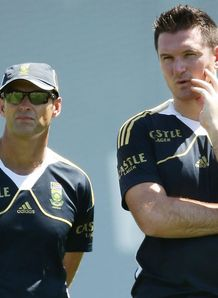 South Africa coach Gary Kirsten defended his team after Adelaide horror show