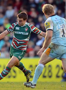George Ford Leicester Tigers 2012