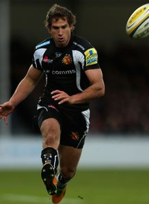 Gonzalo Camacho Exeter Chiefs 2012