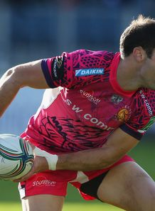 Haydn Thomas Exeter Chiefs 2012