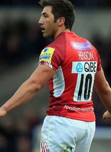 SKY_MOBILE Gavin Henson - London Welsh Aviva Premiership