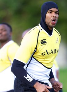 JP Pietersen SA training 2012