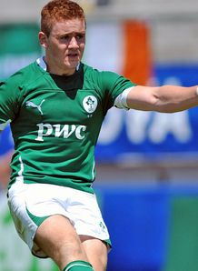 SKY_MOBILE Paddy Jackson Ireland Junior World Championship