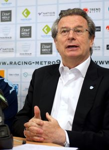 Jacky Lorenzetti Racing Metro boss 2012