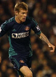 Picture of James McClean