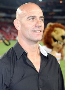 John Mitchell Currie Cup Lions 2011