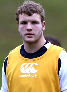 SKY_MOBILE Joe Launchbury - England training